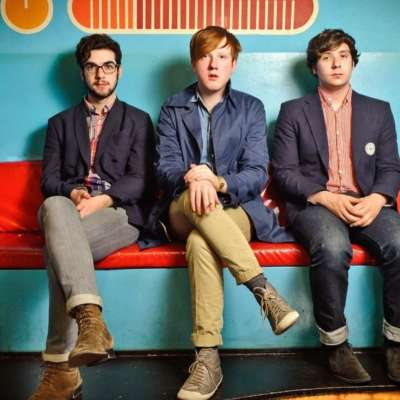 Looking back on Two Door Cinema Club's 'Tourist History'