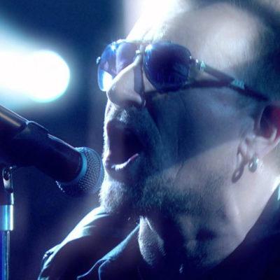 Bono cancels U2 'The Tonight Show' residency following bike accident