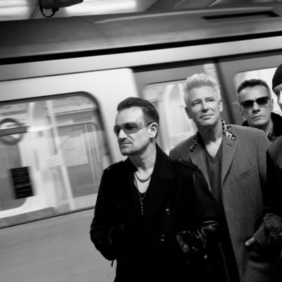 U2 have opened up about their new 'Songs Of Experience' album