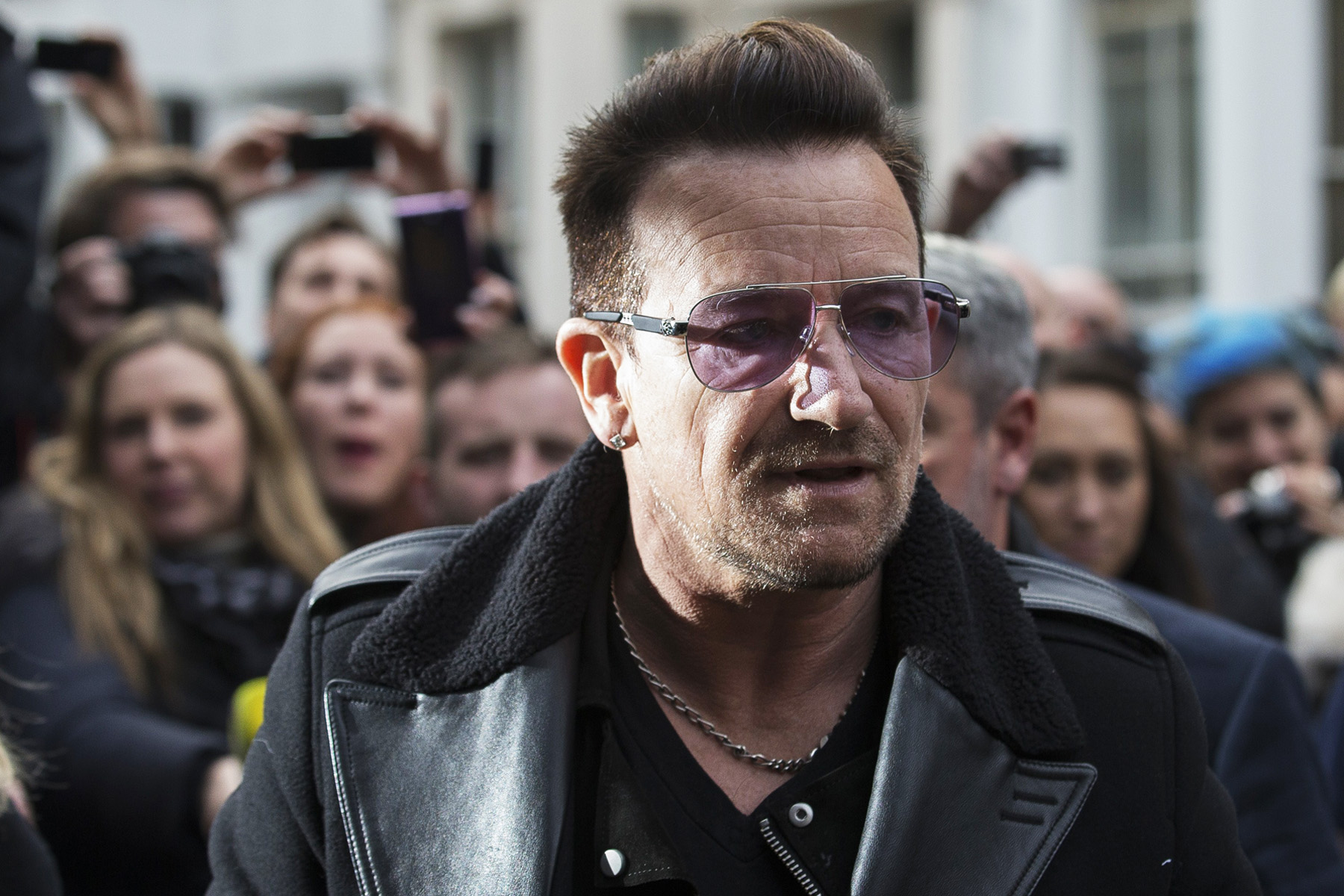 Full extent of Bono's bike accident injuries revealed