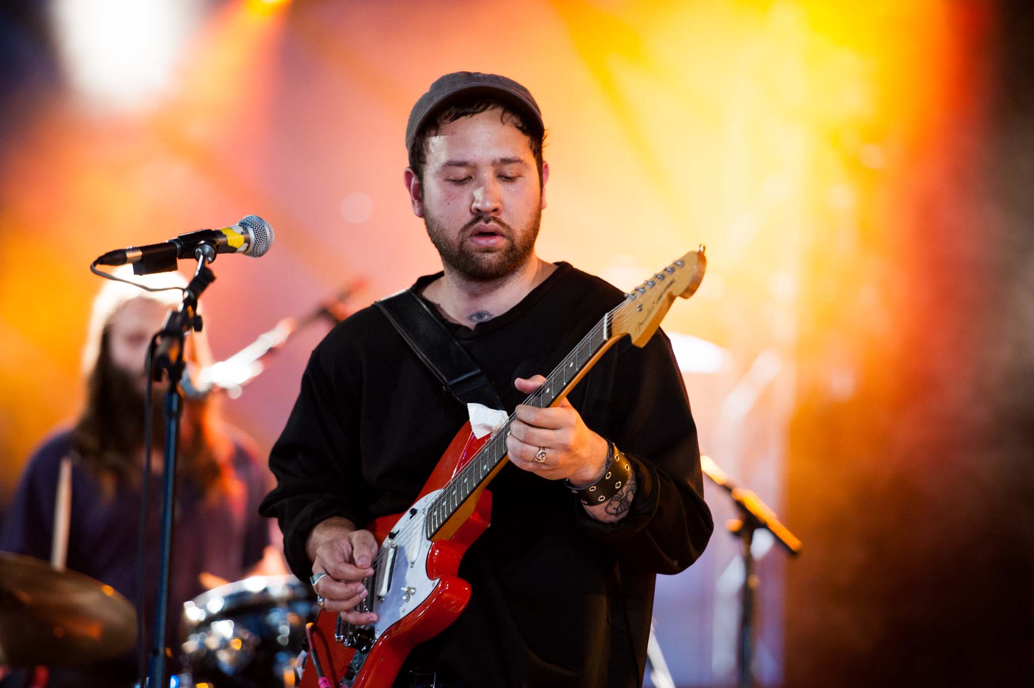 Unknown Mortal Orchestra continue a summer of blistering form at Latitude 2015