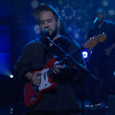 Unknown Mortal Orchestra cover The Grateful Dead on Conan