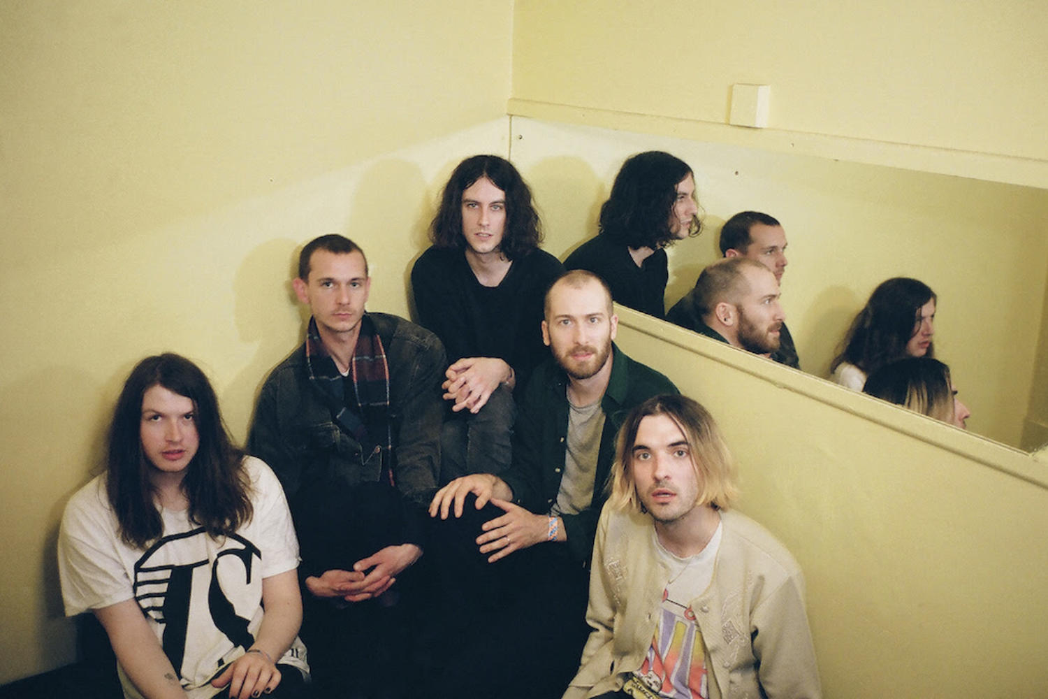 Ulrika Spacek have a new video for 'Silvertonic'