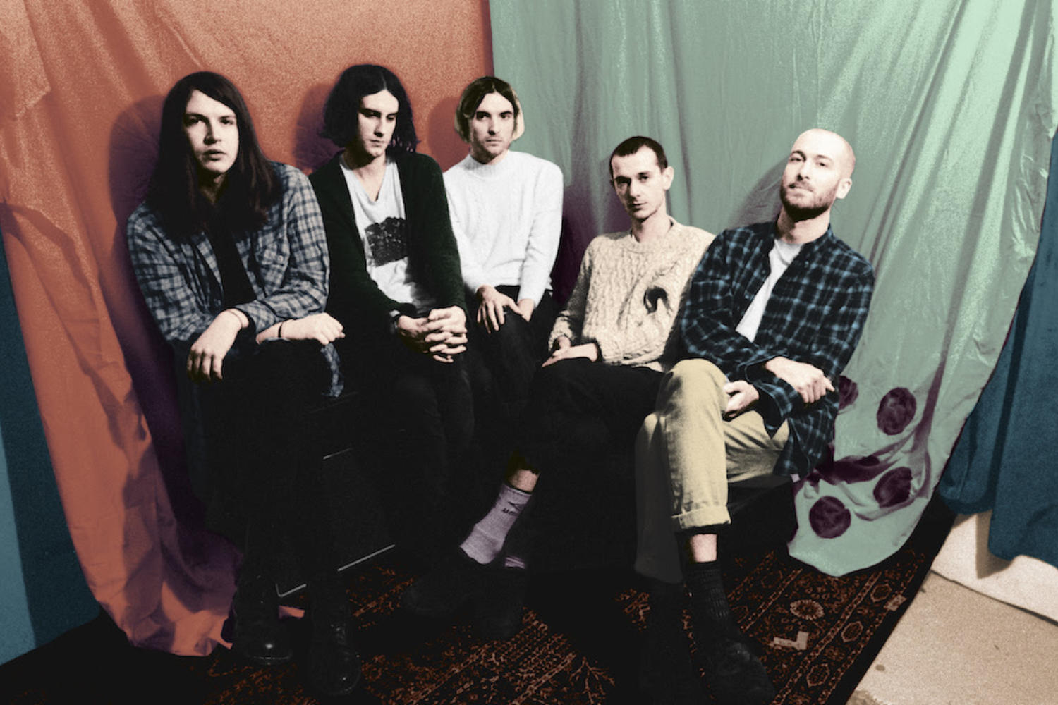 Ulrika Spacek are previewing their new album through an answering machine