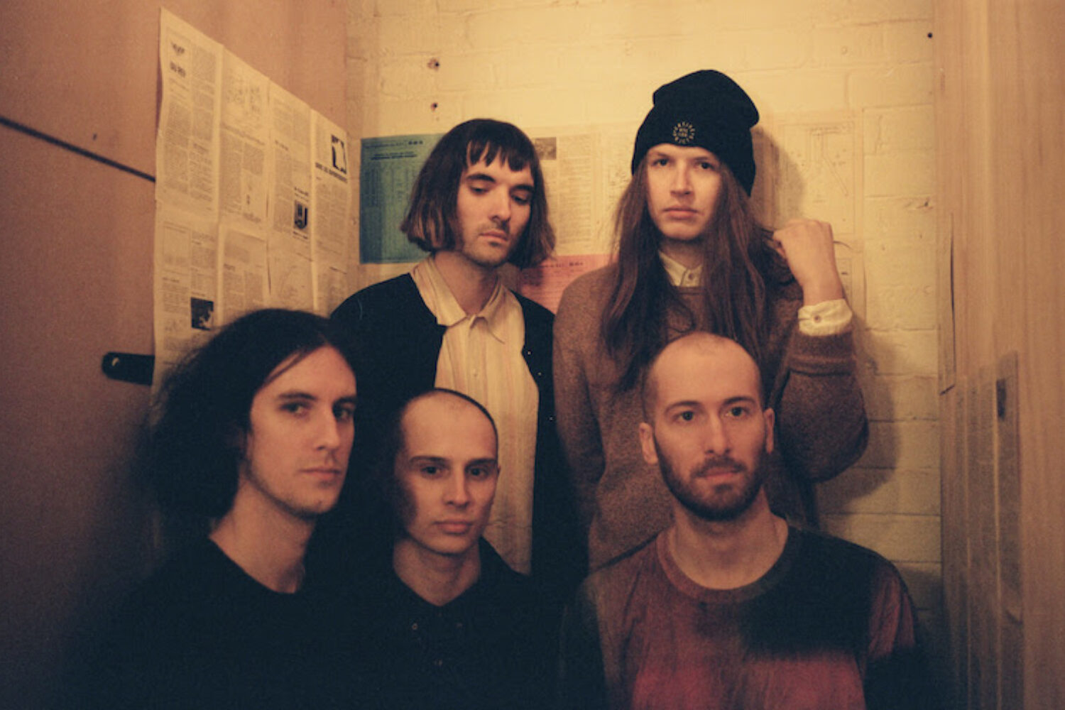 Ulrika Spacek announce new EP 'Suggestive Listening'