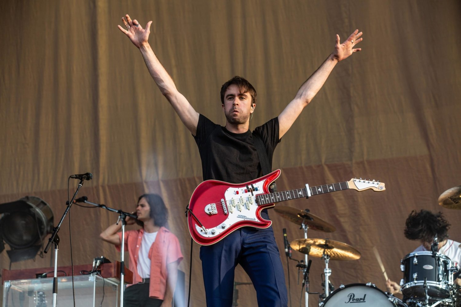 The Vaccines, Aphex Twin for Venice's Home Festival