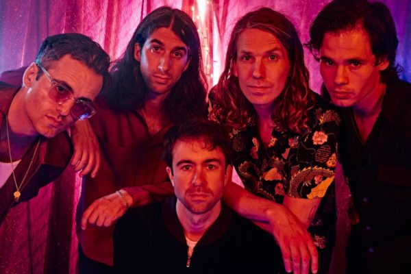 Watch The Vaccines perform 'Paranormal Romance' live at Abbey Road