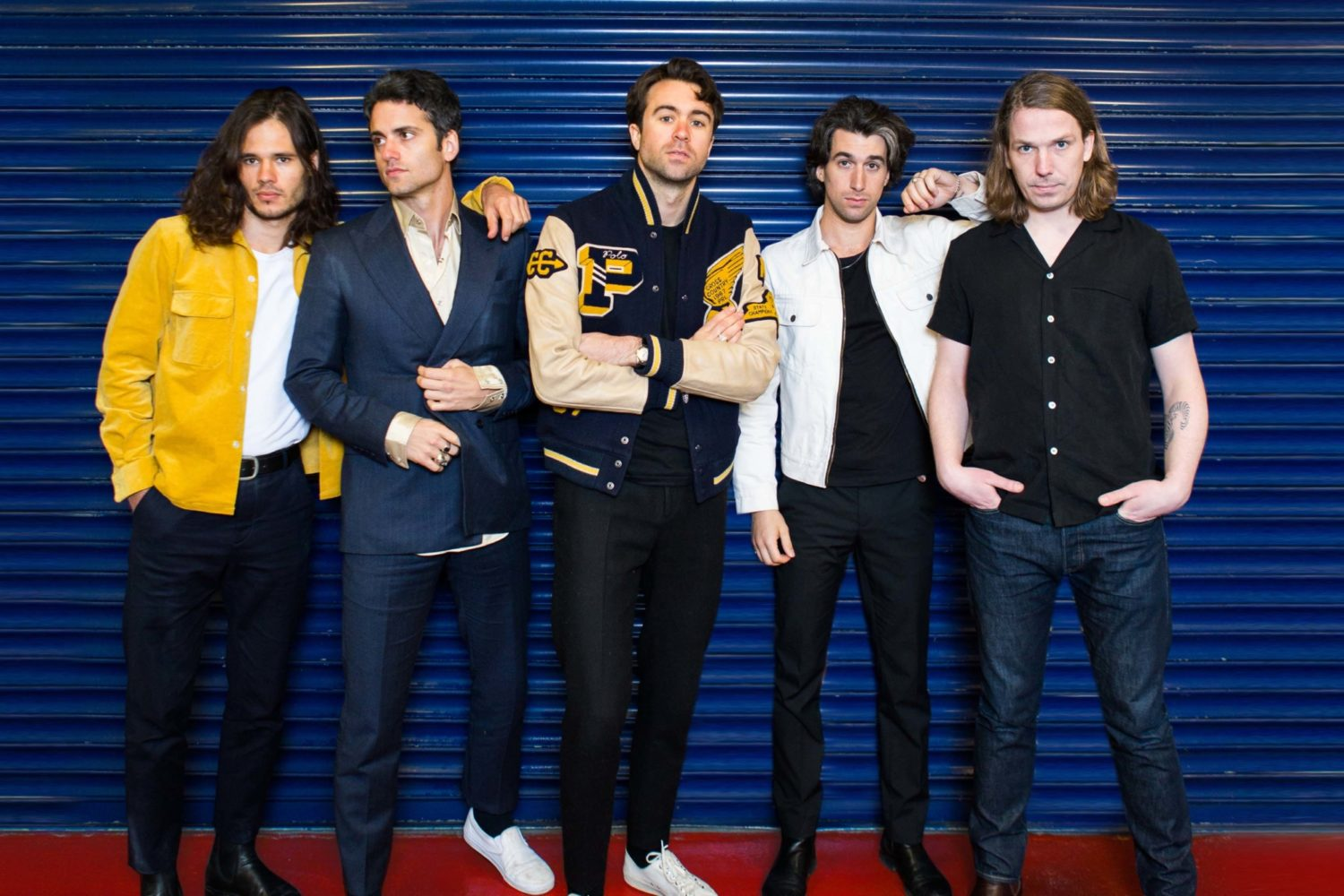 The Vaccines share 'All My Friends Are Falling In Love'