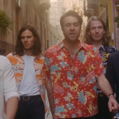 The Vaccines share a new video for 'I Can't Quit'