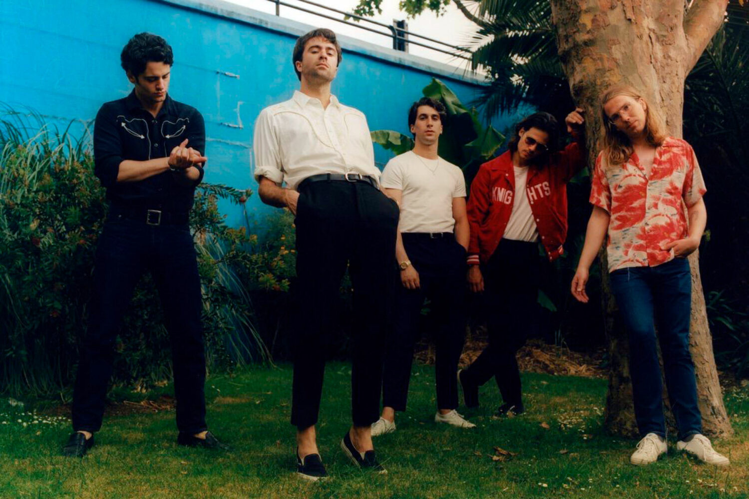 The Vaccines to release cover of Wanda Jackson's 'Funnel Of Love' this week