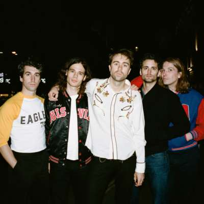 The Vaccines share 'I Never Go Out On Fridays'