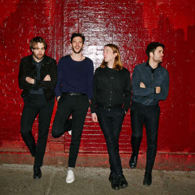The Vaccines enter UK album charts at Number Two