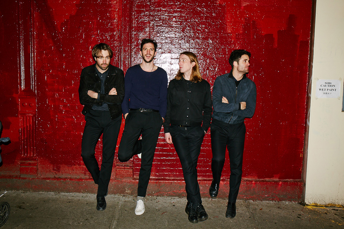 "Coming of Age: The Vaccines talk the ""journey"" of making 'English Graffiti'"