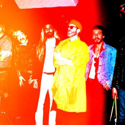 The Voidz unleash new track 'Alien Crime Lord'