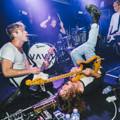 VANT, Catholic Action, Little Simz and more announced for Roundhouse Rising 2017
