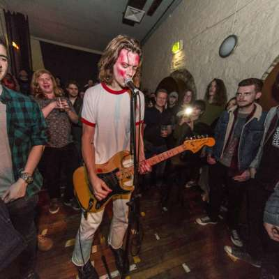 VANT get cathartic at blistering Newcastle Stand For Something show