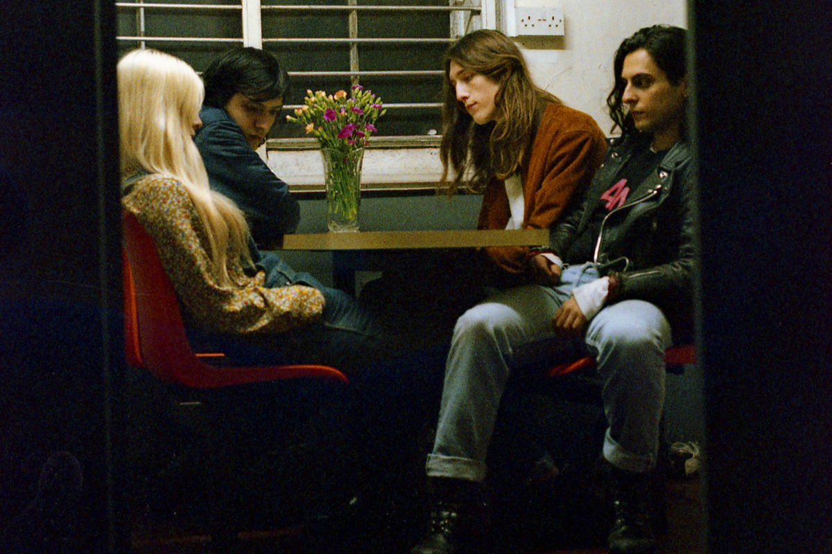 Julian Casablancas' favourite new band? INHEAVEN gear up for the Neu Tour