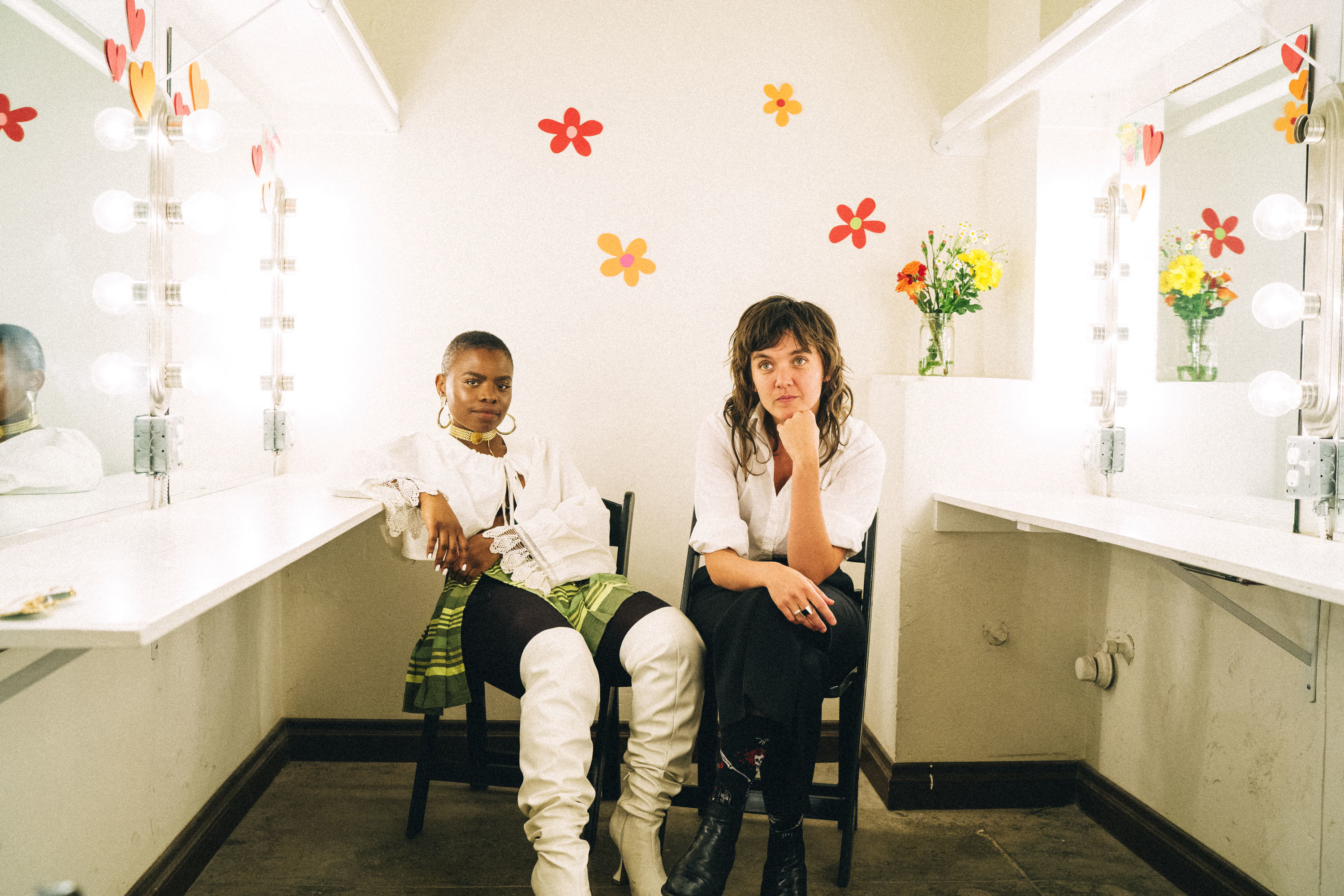Vagabon teams up with Courtney Barnett for 'Reason To Believe' cover
