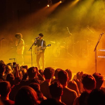 Vampire Weekend add second Alexandra Palace date to UK tour