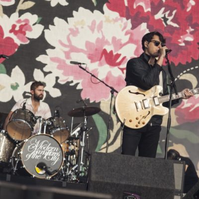 Vampire Weekend, Arctic Monkeys and more to play Lollapalooza 2018