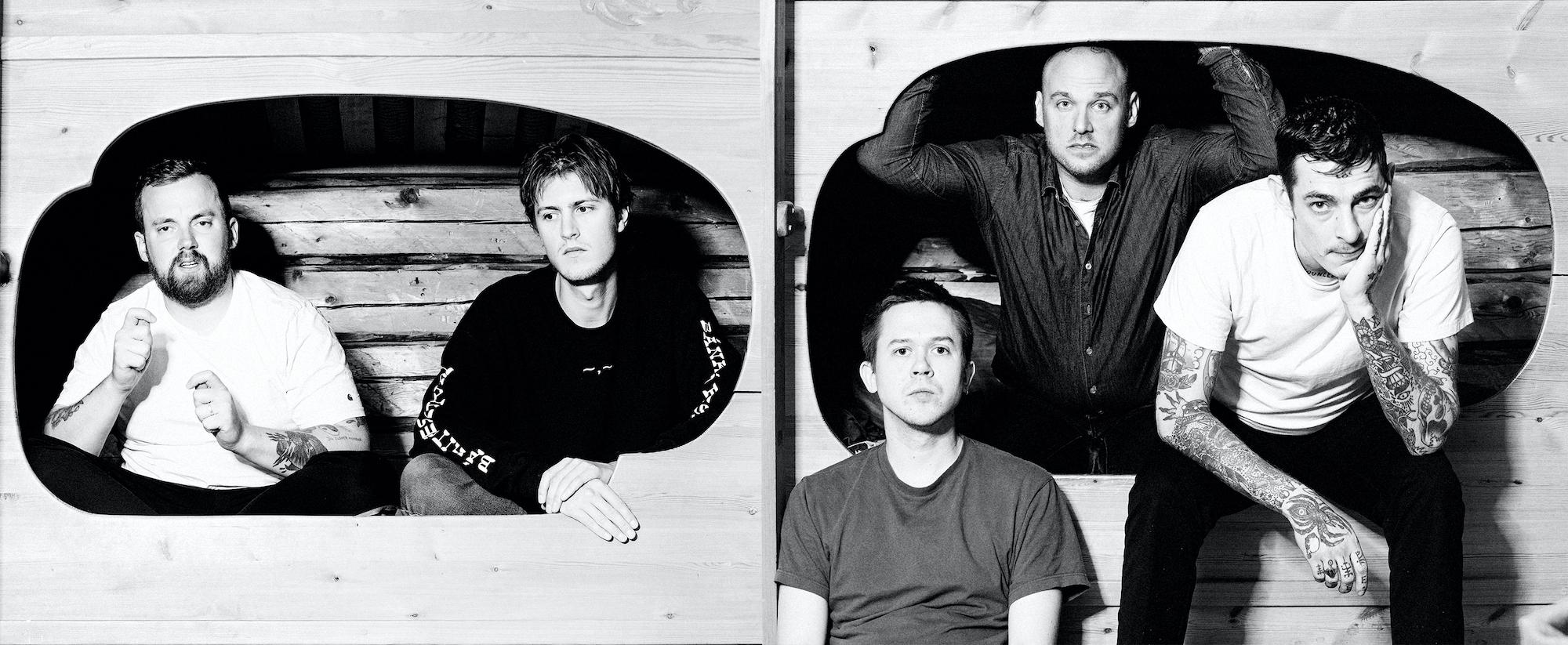 Viagra Boys announce new album 'Welfare Jazz'