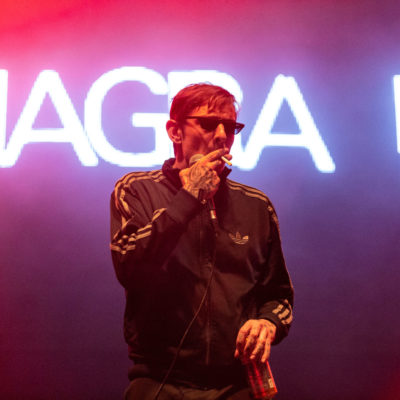Lykke Li cancels her main stage performance, but Viagra Boys and Death Grips step up to wow Pohoda Festival day two