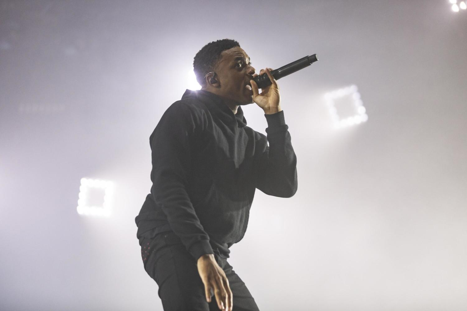 Vince Staples has four more records written