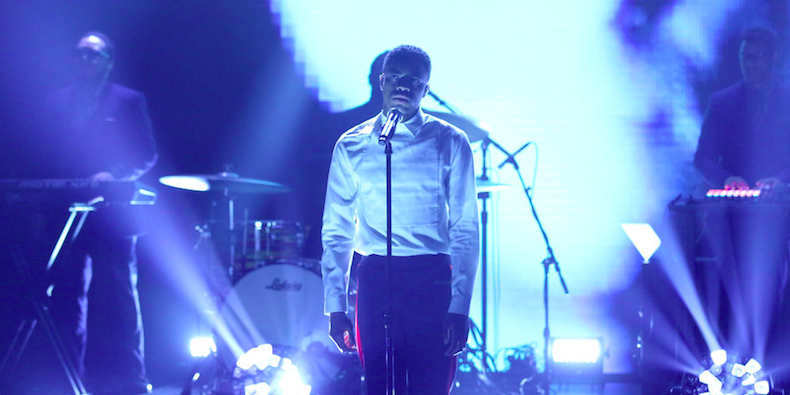 Vince Staples went on Fallon with a load of special guests