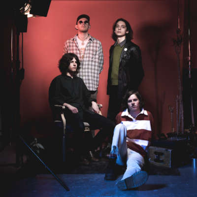 Vinyl Staircase let loose with the hedonistic clarion call of 'Cherry'