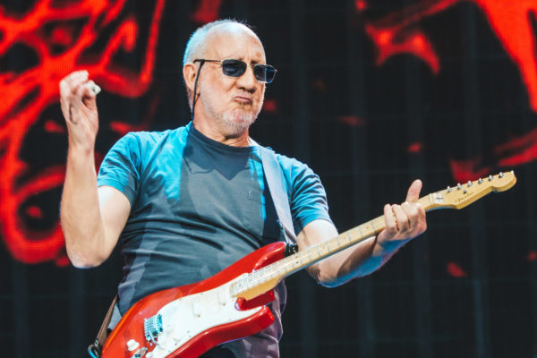 The Who claim they stepped in for Prince with Glastonbury headline slot