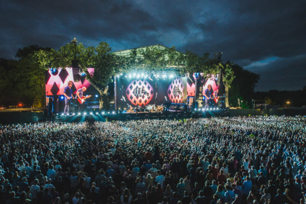 The Who, Hyde Park, London