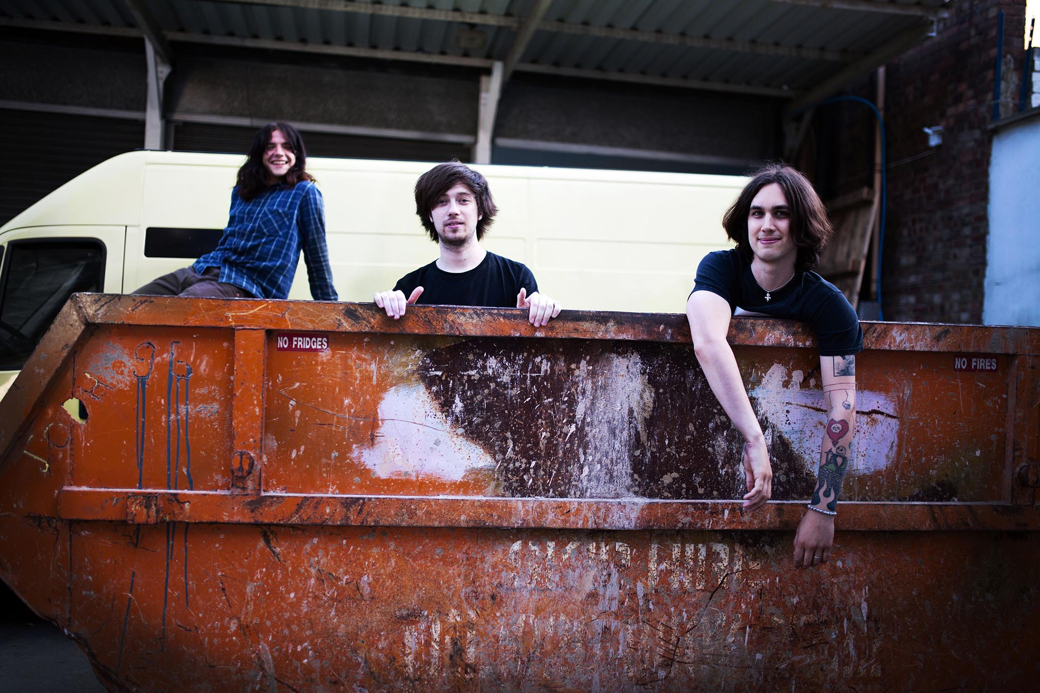 """The Wytches: """"I hated being in the audience, I just wanted to be onstage"""""""