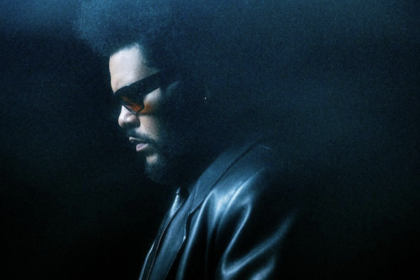 The Weeknd teases his new era