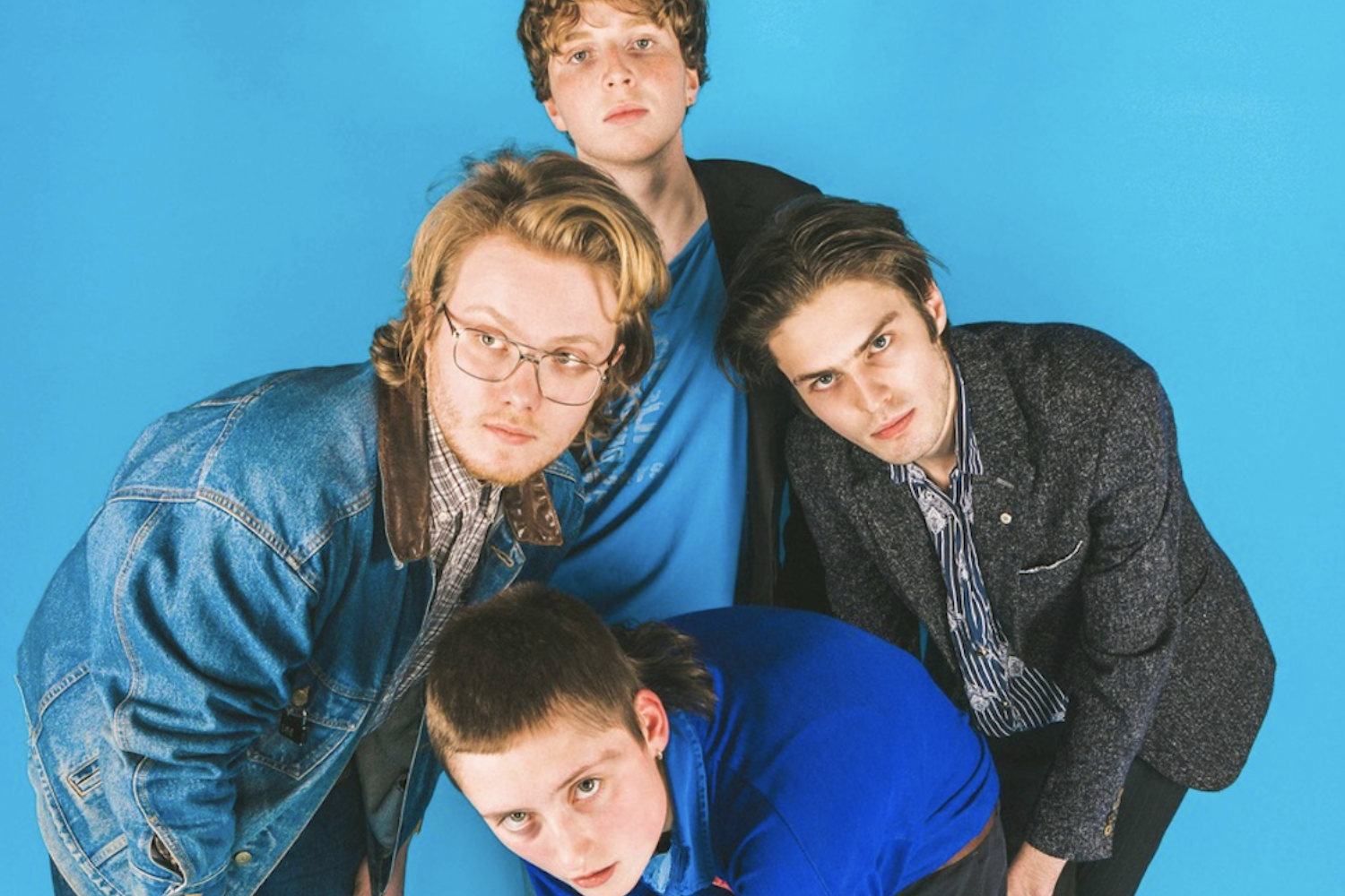 The Wha release new single 'Young Skins'