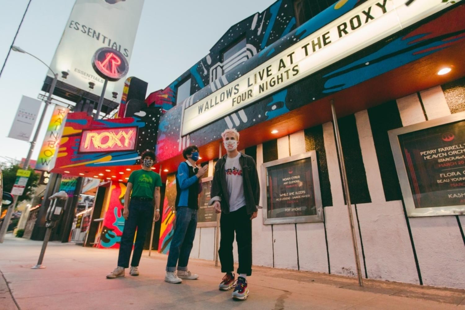 Wallows announce virtual world tour