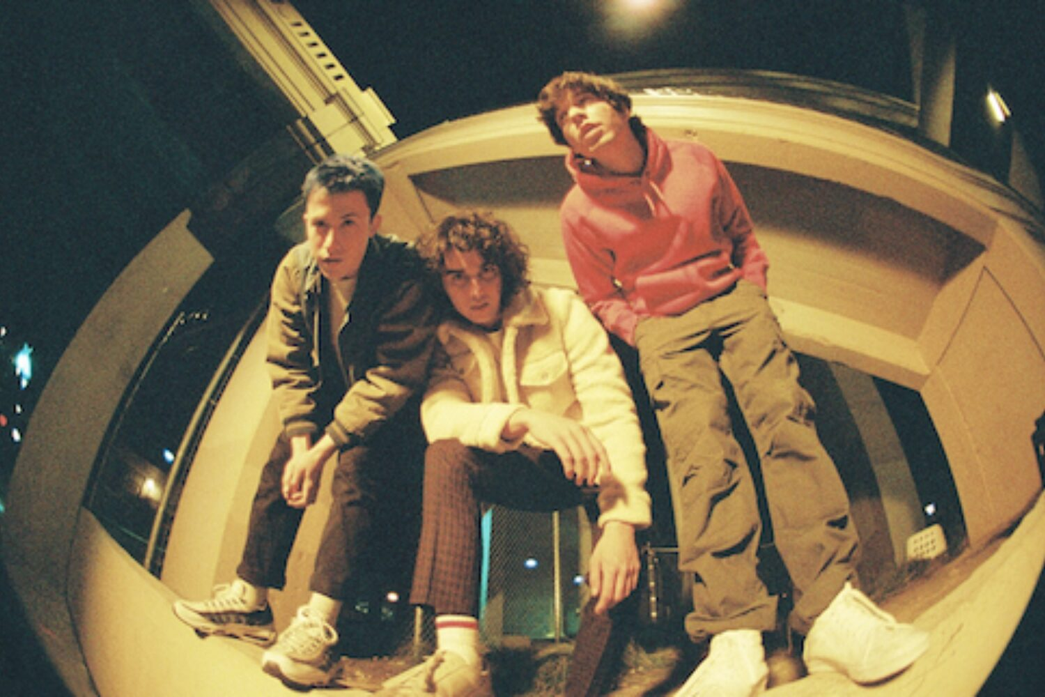 Wallows share 90s-inspired 'OK' video