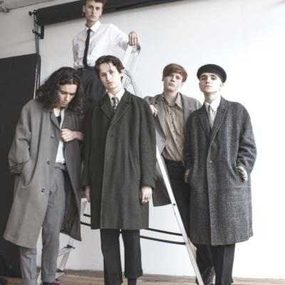 Walt Disco share the cinematic vid for 'Past Tense'
