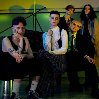 Walt Disco share video for 'Dancing Shoes'