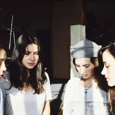 Have a listen to Soulwax's remix of Warpaint's 'New Song'