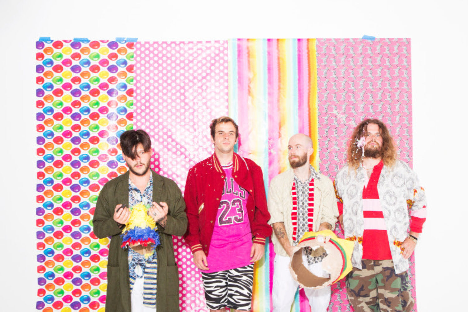 """Wavves cover Weezer's 'You Gave Your Love To Me Softly' for a new split 7"""""""