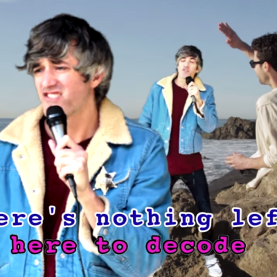 We Are Scientists get dreamy for 'Overreacting Under The Sea' video