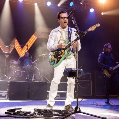 Weezer, Brixton Academy, London