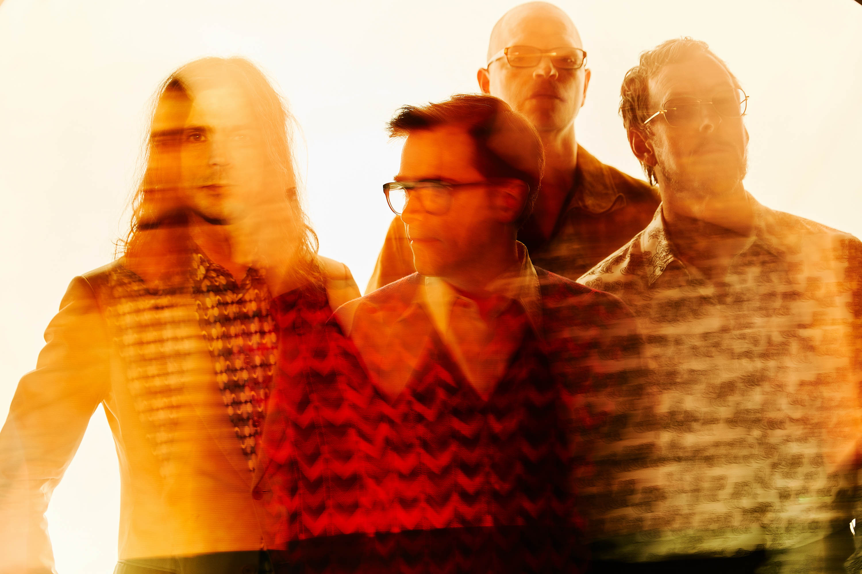 Weezer share new track 'Happy Hour'