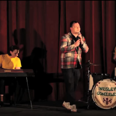 Wesley Gonzalez offers a 'Piece of Mind' with new video