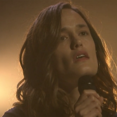 Wet make telly debut with 'Weak' on Fallon