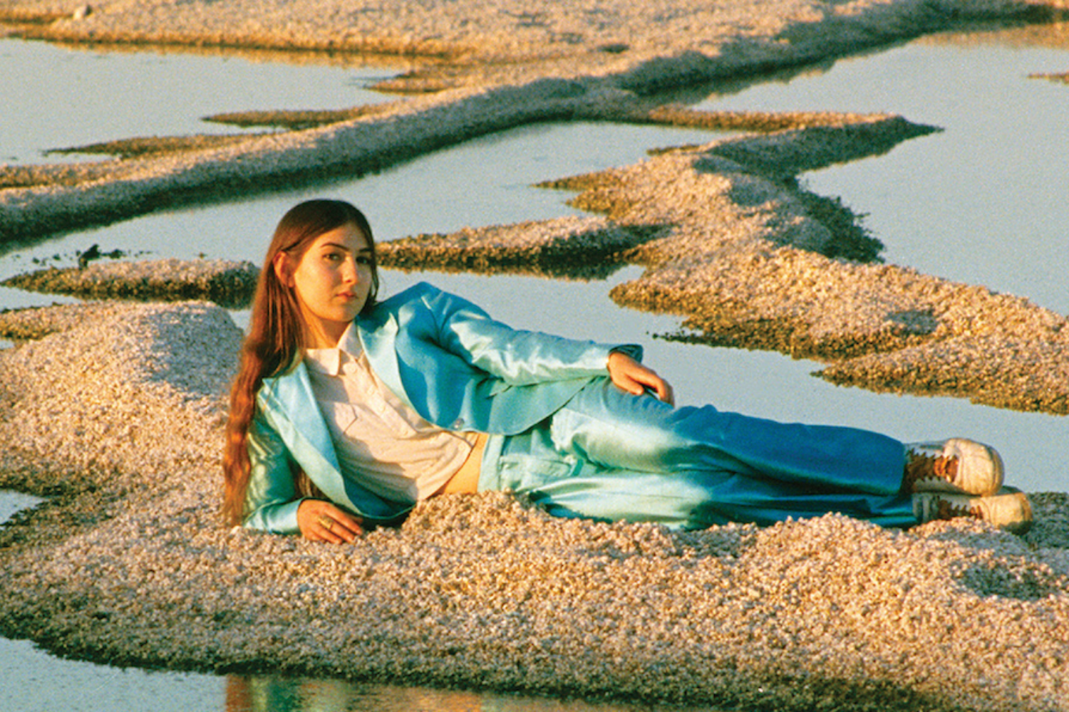 Driving from the Back Seat: Weyes Blood