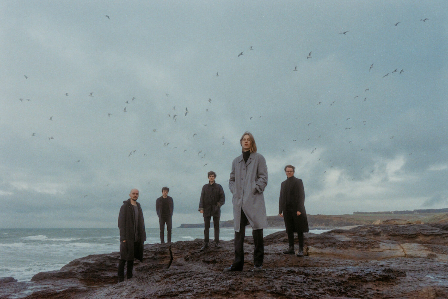 Whispering Sons announce new album 'Several Others'