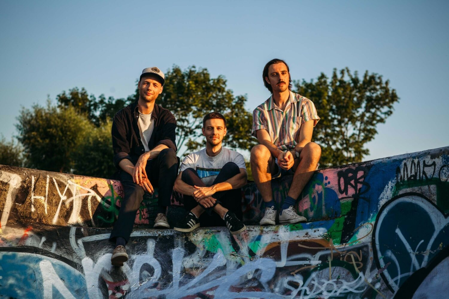 Wicketkeeper share video for 'A Lot To Lose'