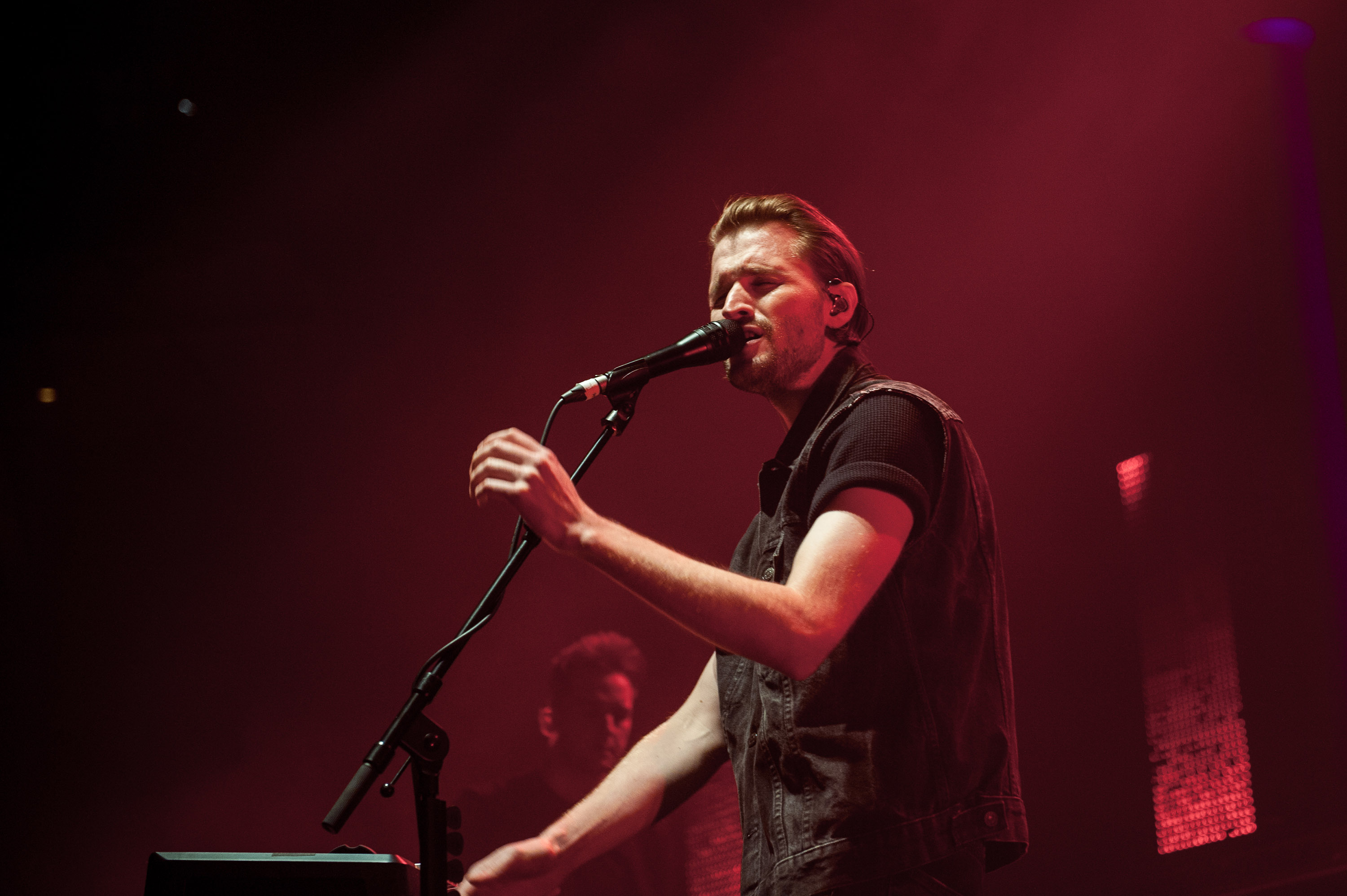 Wild Beasts, Roundhouse, London