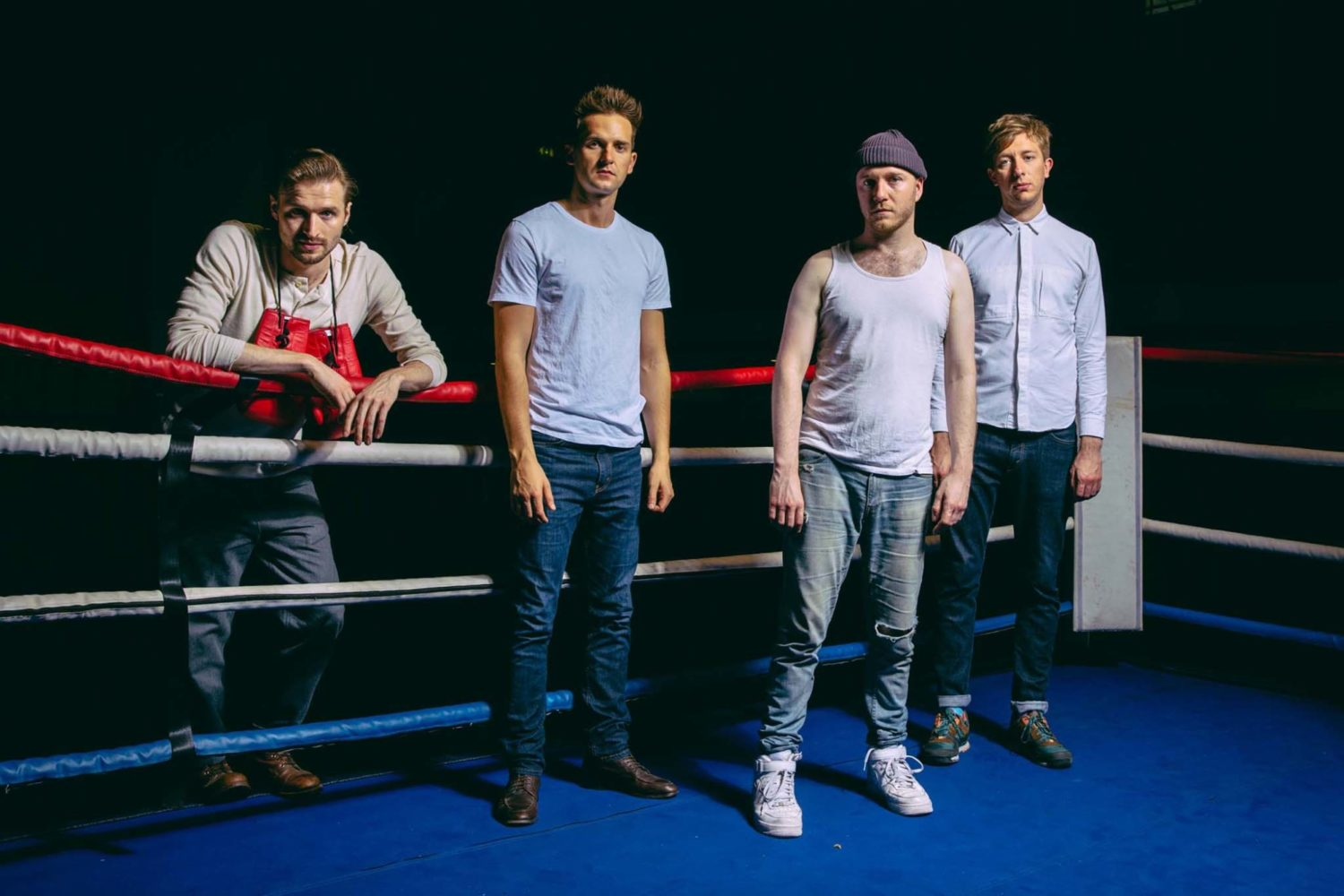 Wild Beasts announce 'Punk Drunk And Trembling' EP and final shows